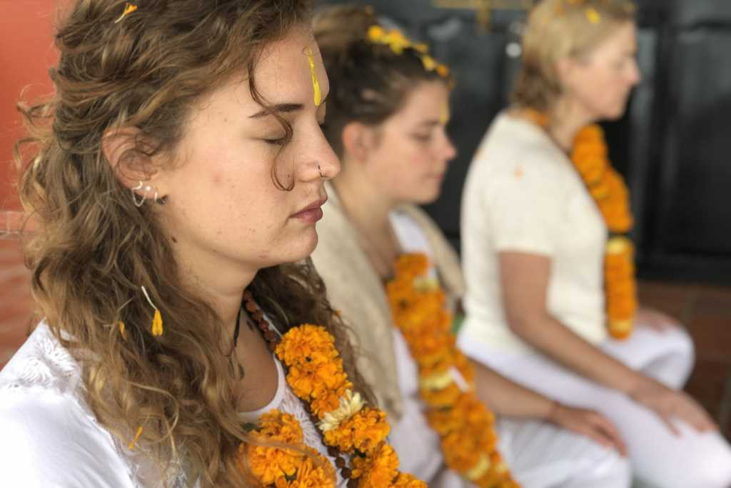 Yoga Nidra Teacher Training certification program in India