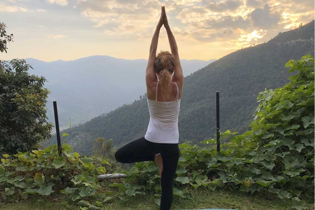 Nepal Meditation Retreats