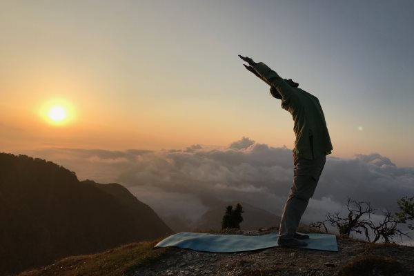 Pranayama and Breath Retreat India Rishikesh - Vedic Yoga Academy
